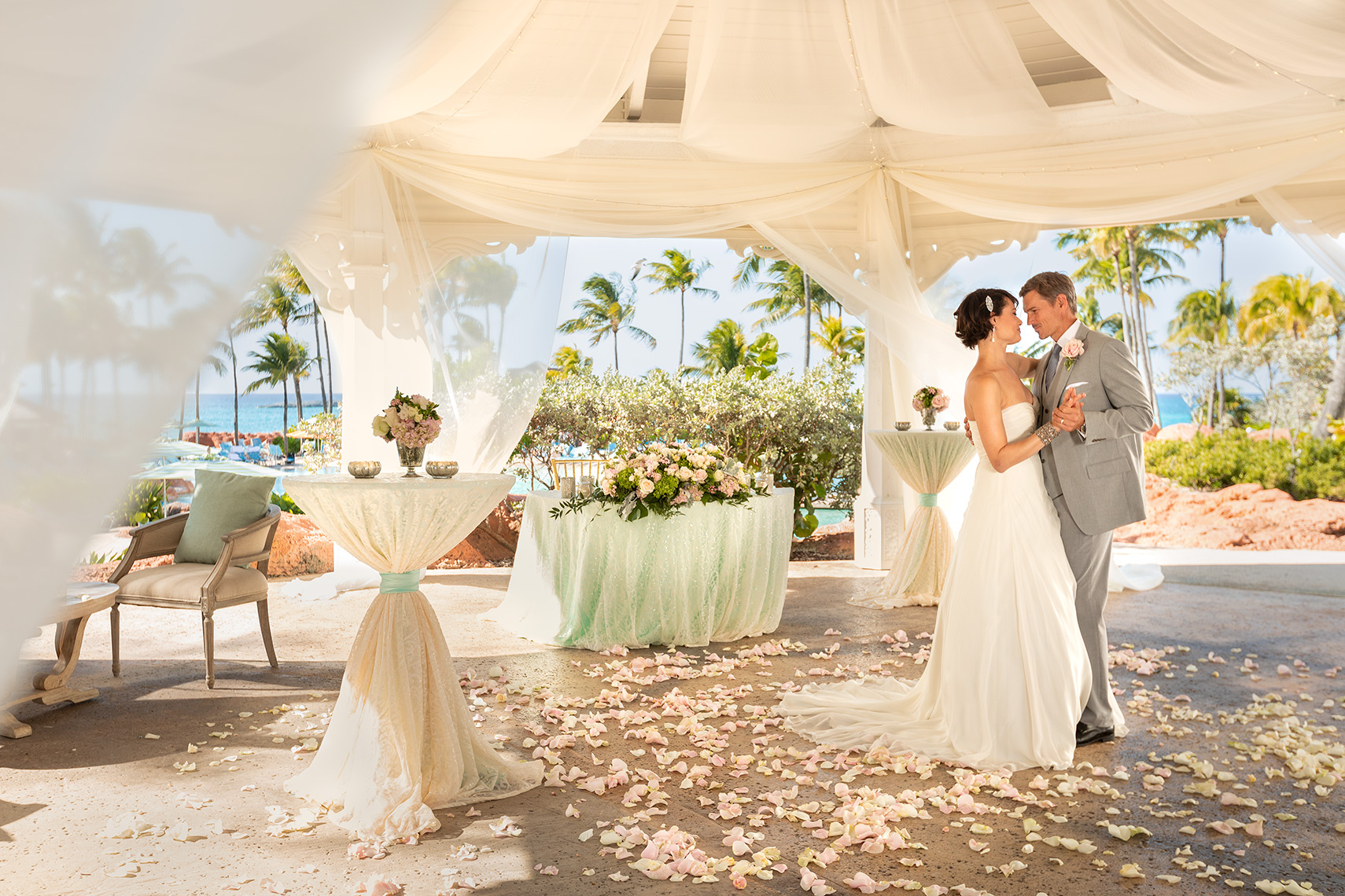 Bahamas Destination Wedding Packages Planning Atlantis