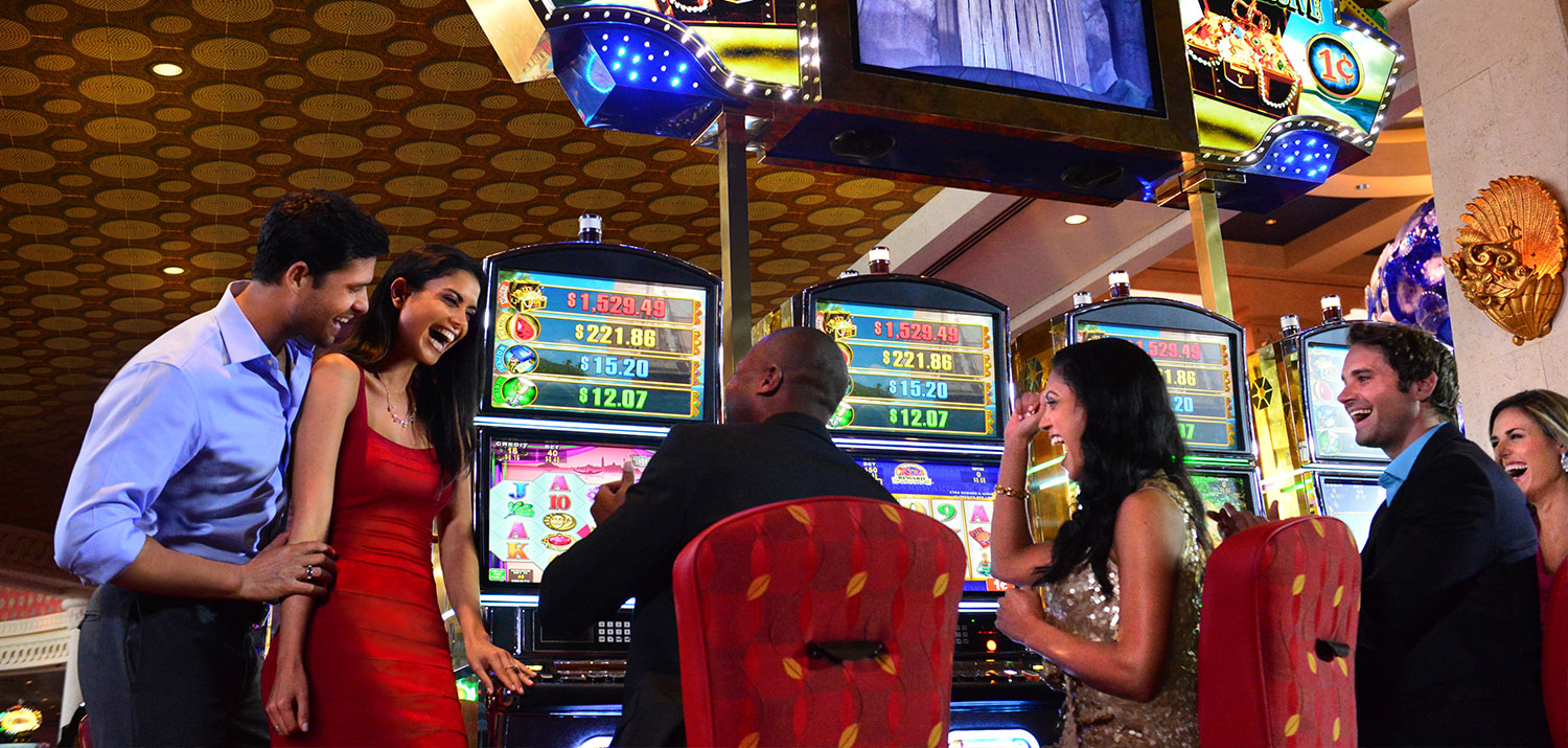Bahamas Casino Slot Machines | Casino Slots & Games | Atlantis Paradise  Island