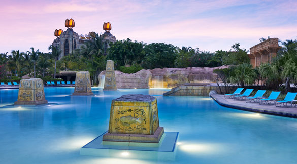 Swimming Pools Atlantis Bahamas Atlantis Paradise Island