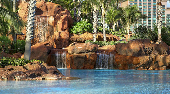 Pools Beaches Atlantis Paradise Island