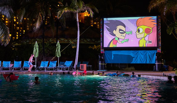 Cartoon Network Kicks Off Summer At Atlantis
