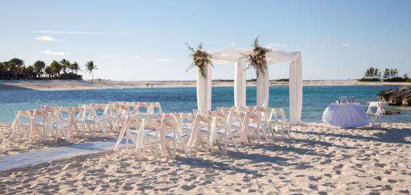 Cove Beach Wedding Venues Atlantis