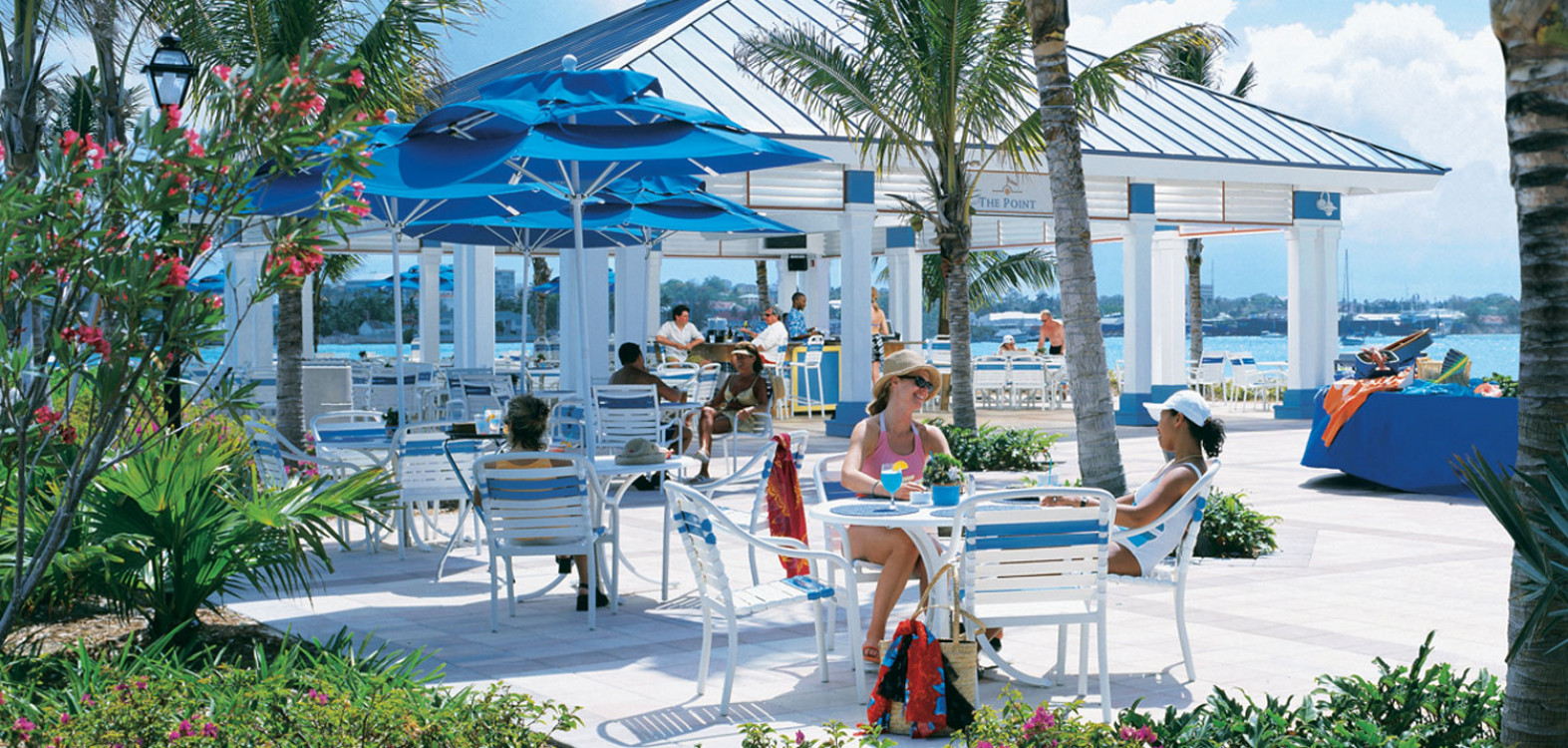 The Point Restaurant Paradise Island Casual Dining