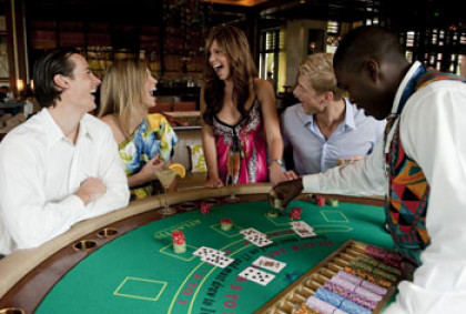 Atlantis Casino Table Games | Craps Table, Roulette & Poker | Atlantis  Paradise Island