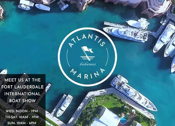 Atlantis Marina Bahamas Marina Yacht Harbor Yacht