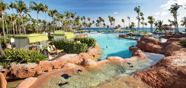 The Beach At Atlantis Luxury Bahamas