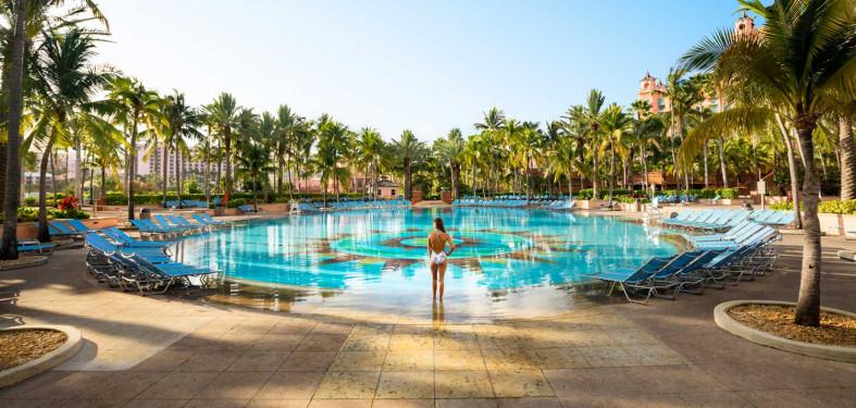 Swimming Pools Atlantis Bahamas Atlantis Paradise Island