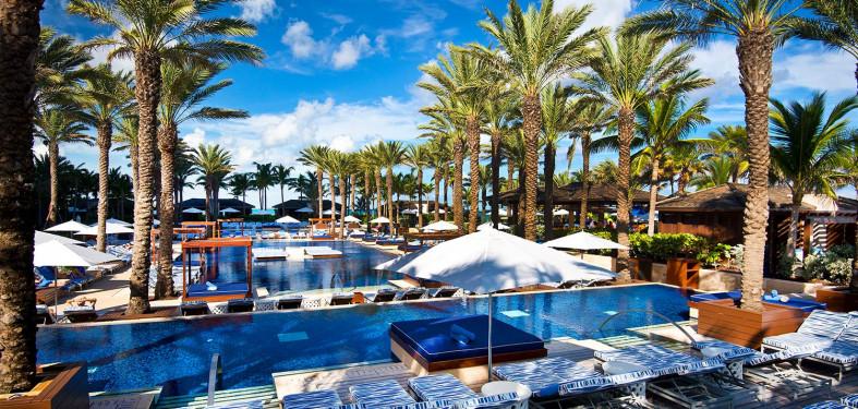 New Experience At The Cove Resort Bahamas Atlantis Paradise Island