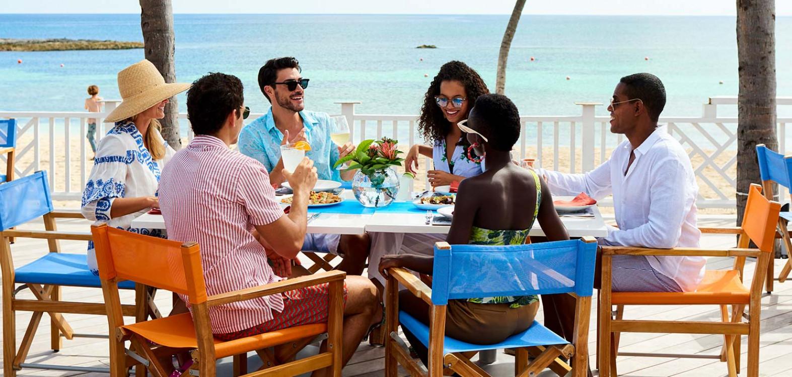 Bahamas Restaurants Fine Dining Atlantis Paradise Island