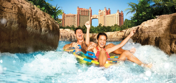 Atlantis Waterpark Hotel Bahamas 2018
