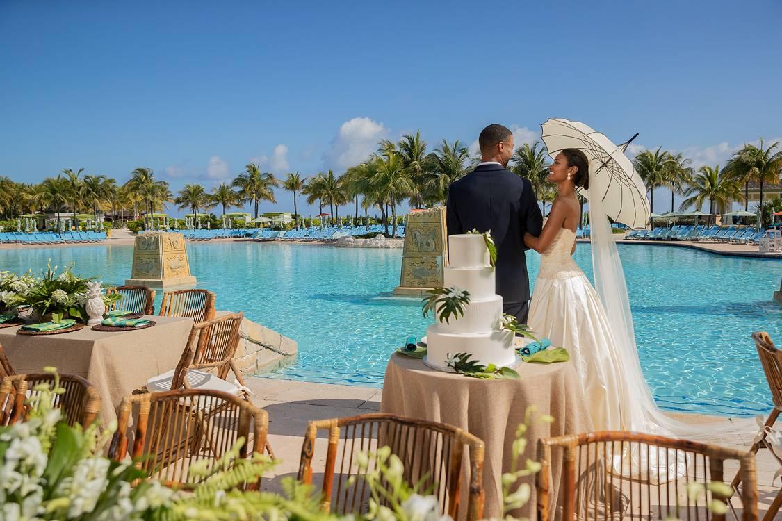 Atlantis Wedding Packages Bahamas Destination